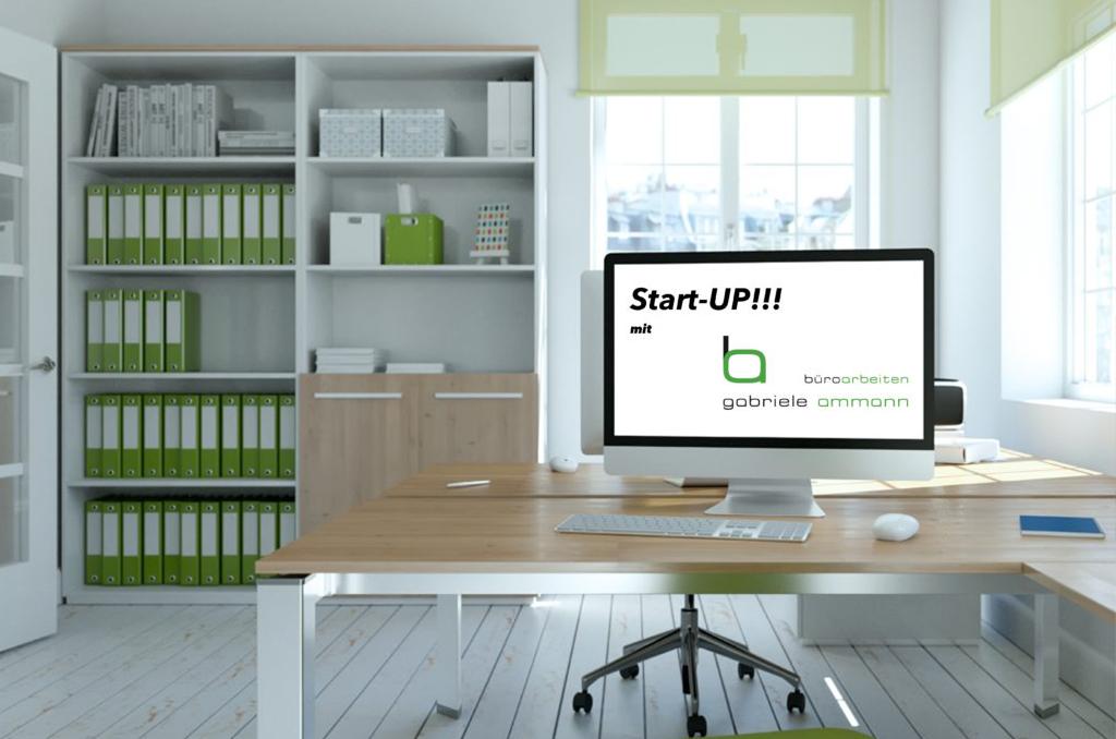 start-up – office